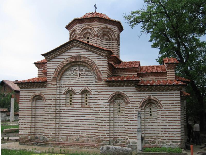 """Средновековната църква """"Св. Георги"""""""