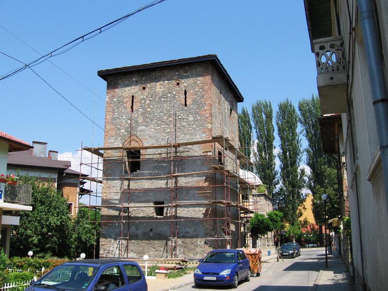 Пирговата кула