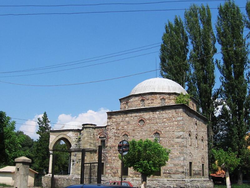 """Джамията """"Ахмед бей"""" (Инджили – християнската)"""