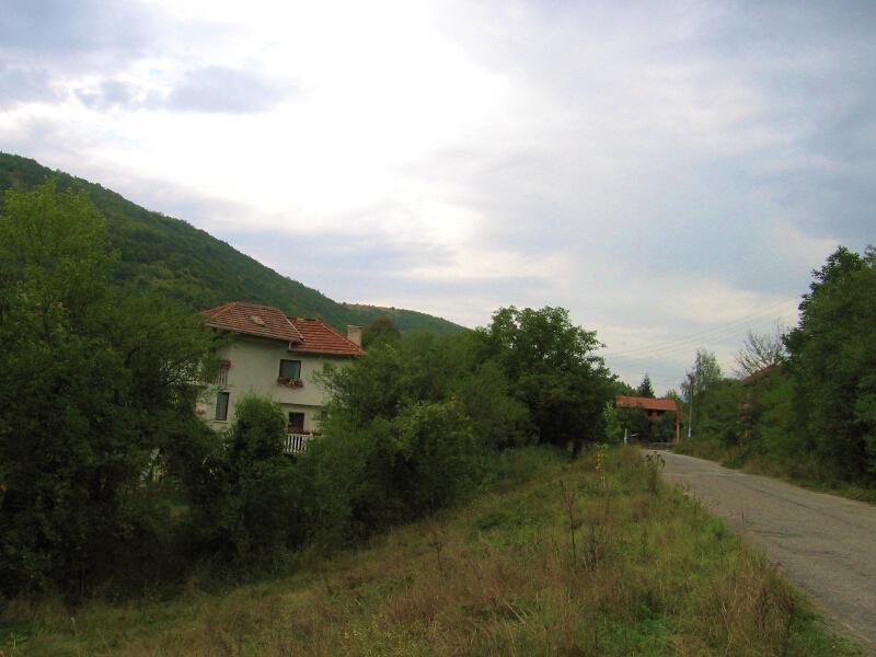 На влизане в село Чепино