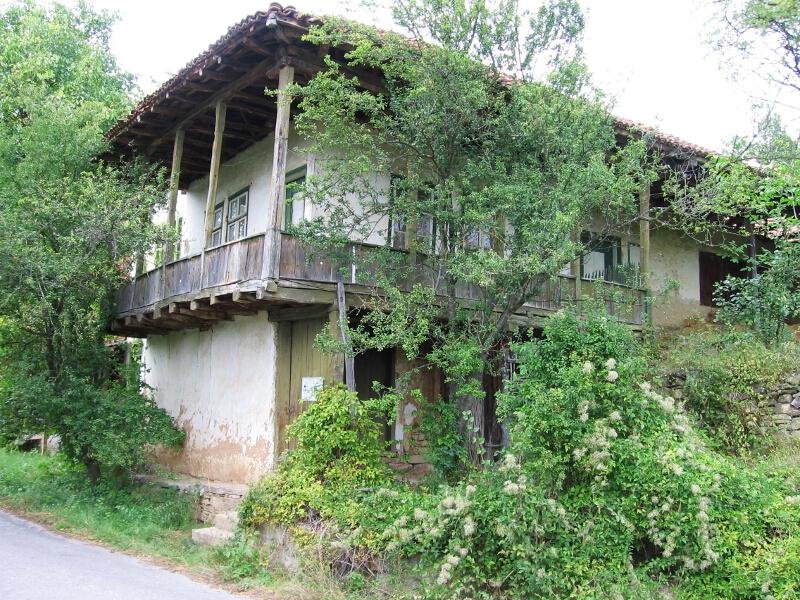 Къща в Радибош