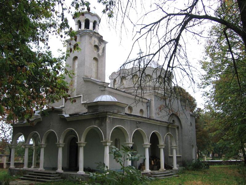 """Новата черква """"Св. Никола"""""""