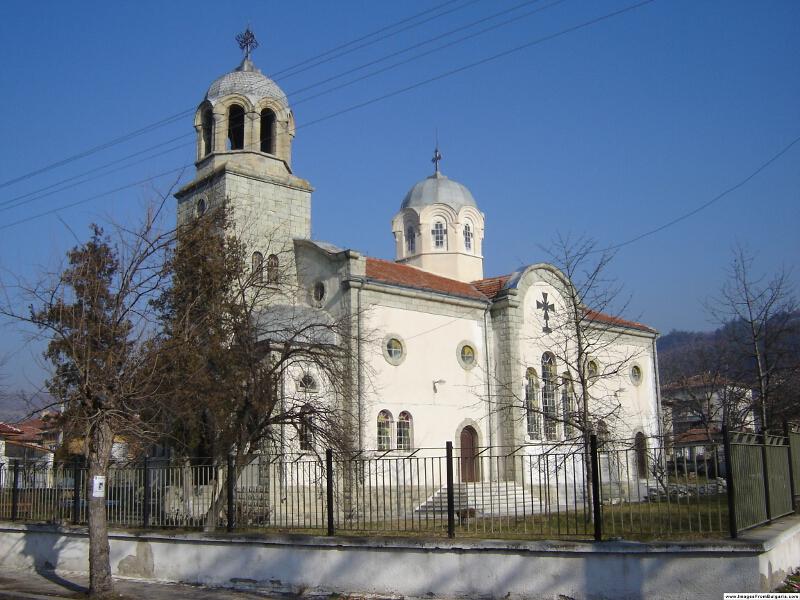 """Църквата  """"Св. Иван Рилски"""""""