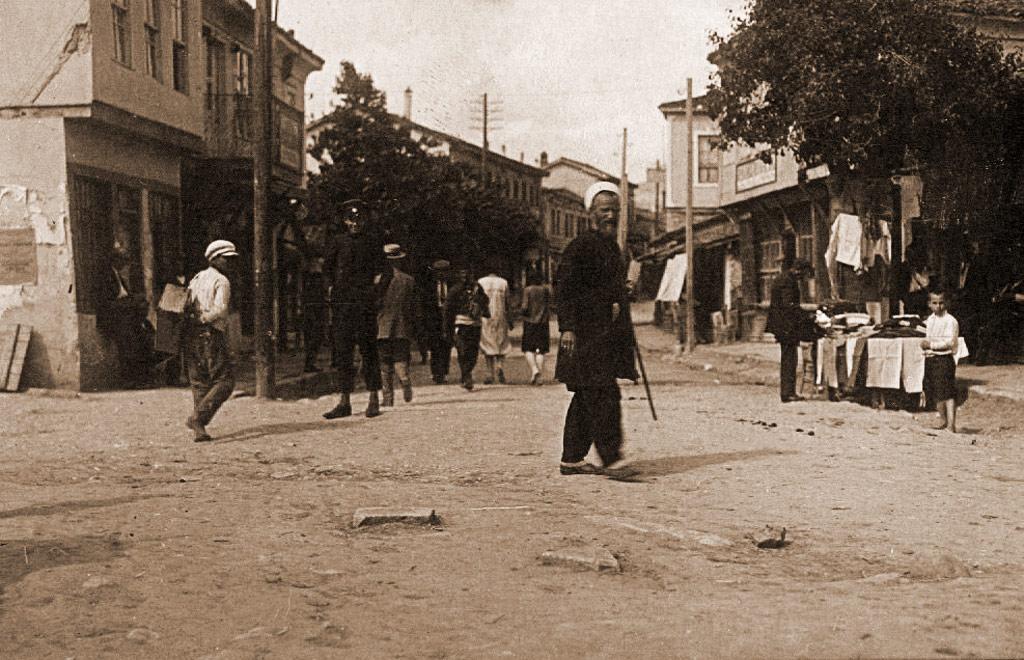 Кърджали през 30-те години на XX в. (снимка: www.lostbulgaria.com)