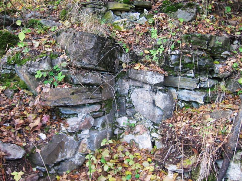 Останки от църквата на Горнокозничкия манастир