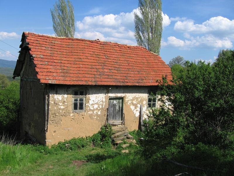 Местен тип архитектура, характерен за първата половина на XX в.