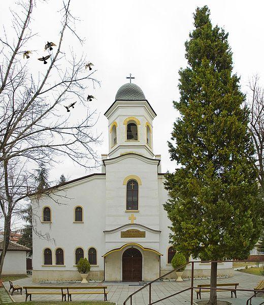 """Петричката църква """"Св. Богородица"""""""