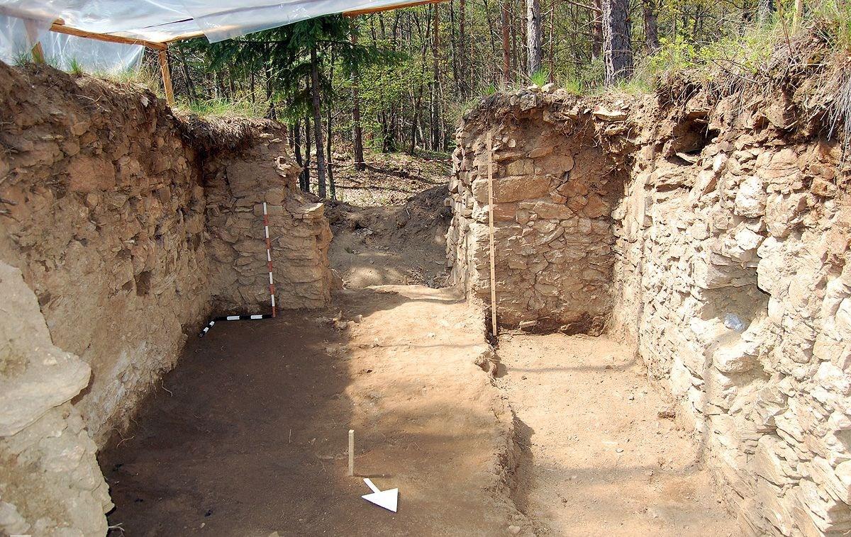 Археологически обект в околността на Велинград