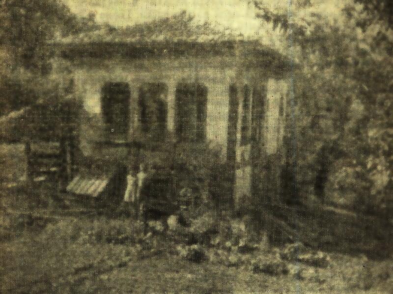 Бейската къща-кула на бимбашията от преди Освобождението ( по А. Меджидиев)