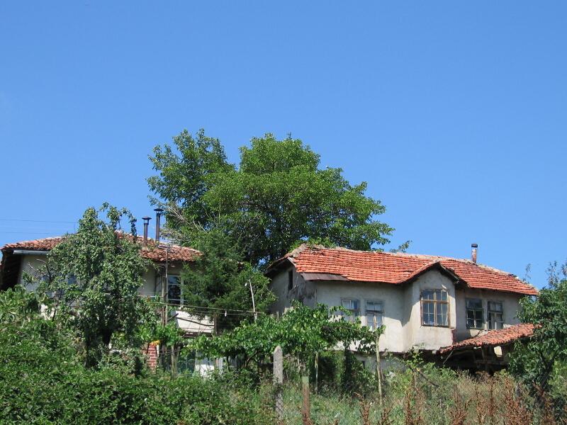 Къщи от Висока могила