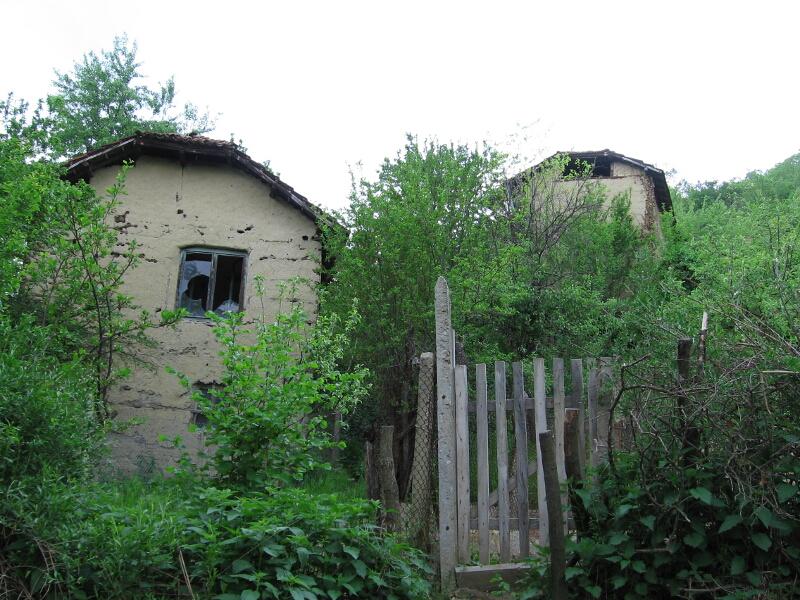 """Къщи в местността """"Селището"""""""