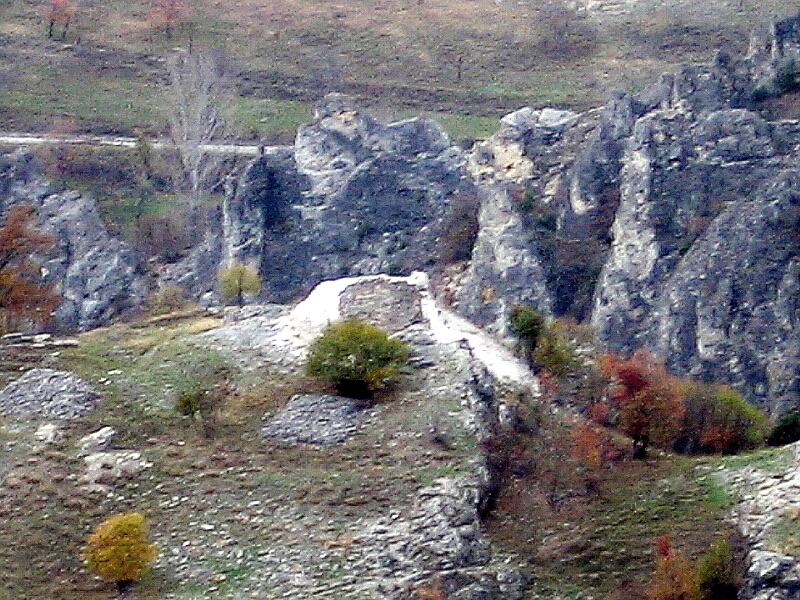 Общ изглед на крепостта