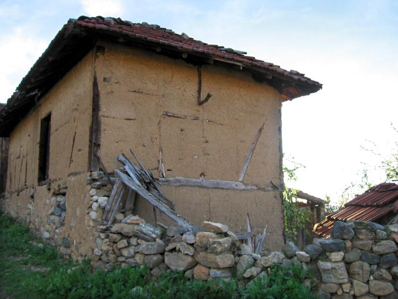 Типична местна архитектура