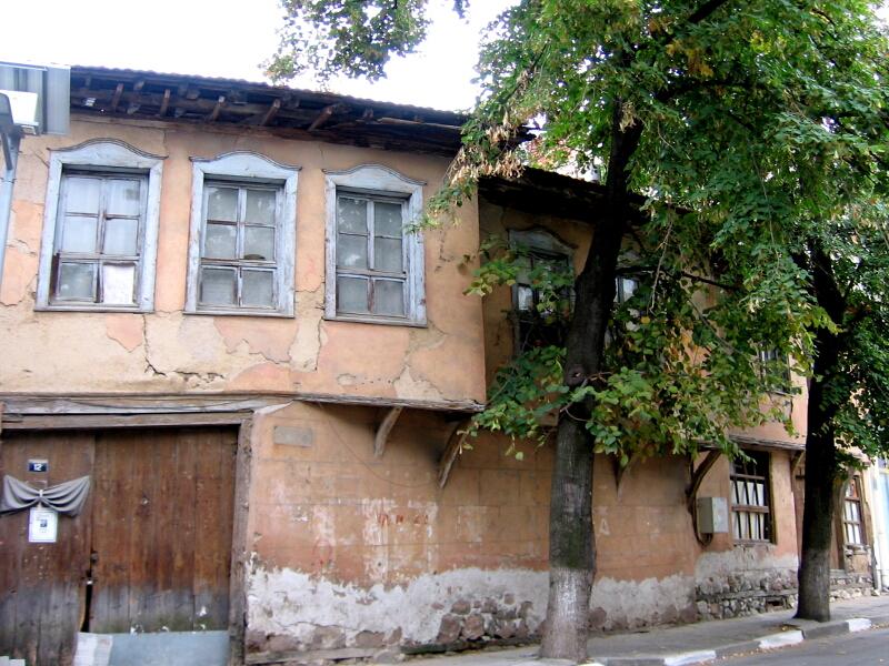 Стара перущинска къща от началото на XX в.