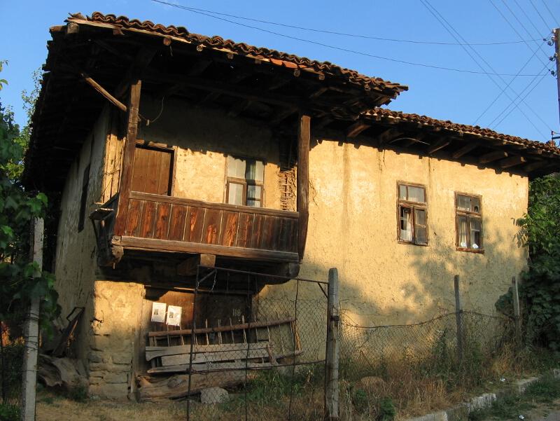 Стара фръбовничанска къща