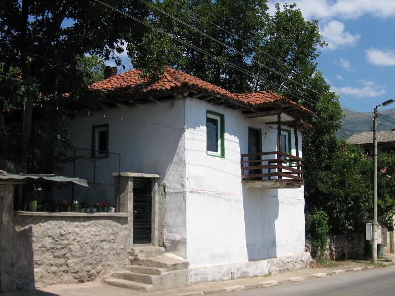 Местна архитектура
