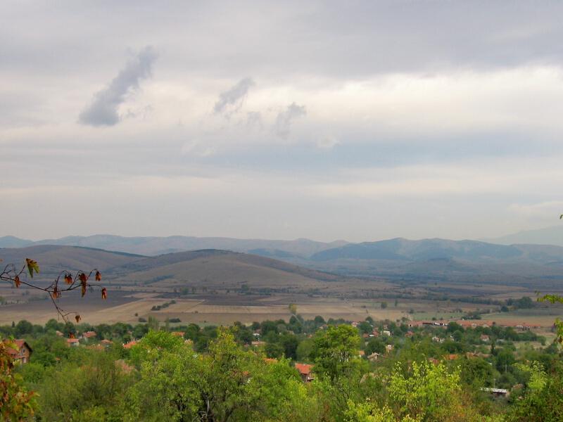Чуковец и Радомирското поле