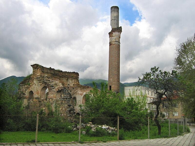 Джамията на Мехмед бей