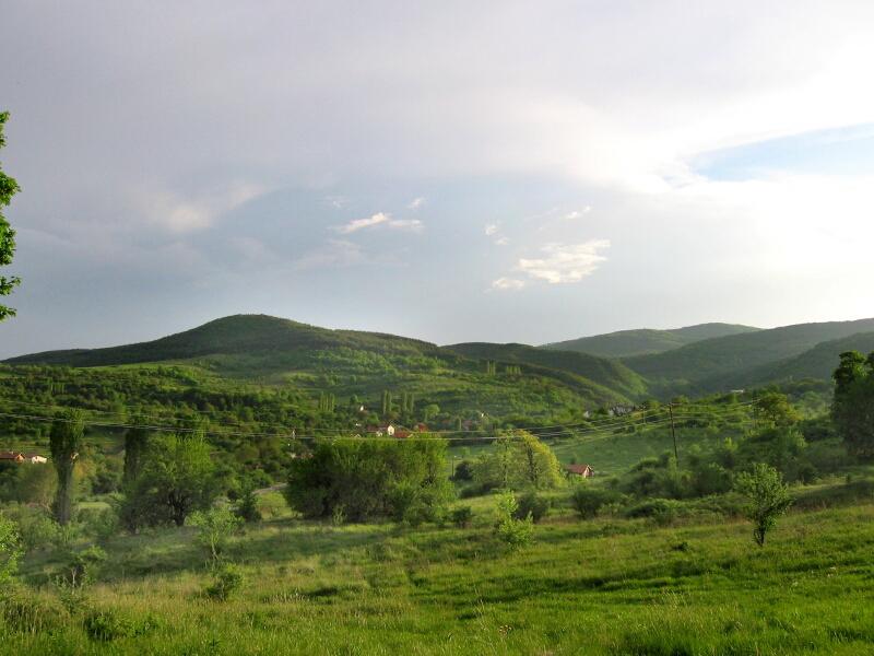 Изглед от североизток