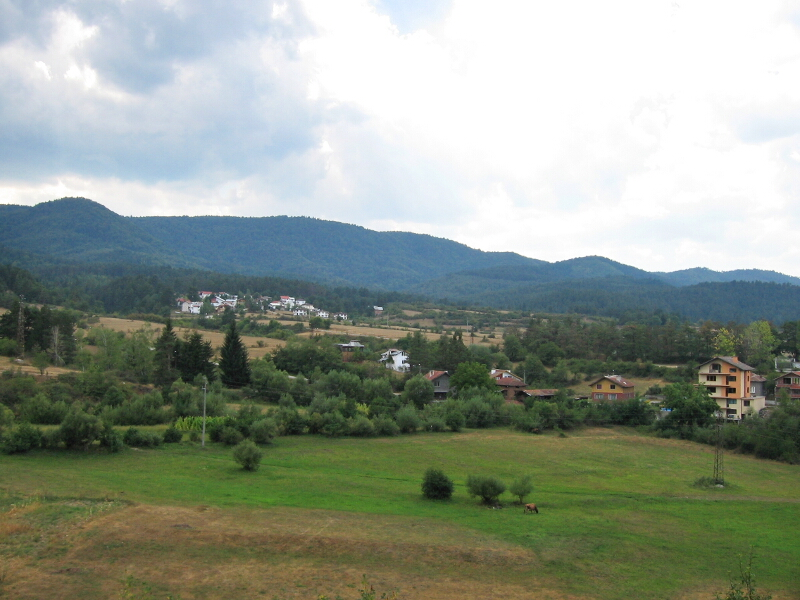 Околността на Ракитово