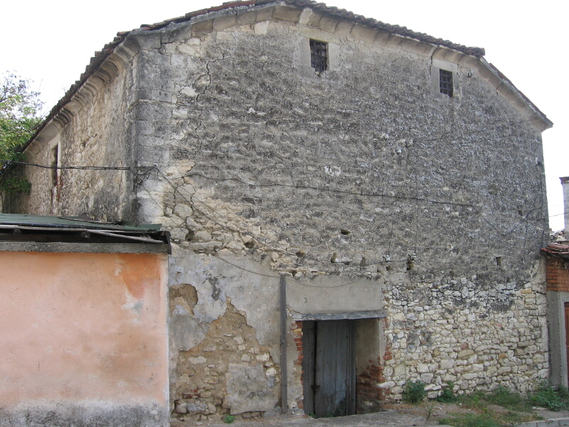 Стара сграда в Ивайловград, от неговия османски период