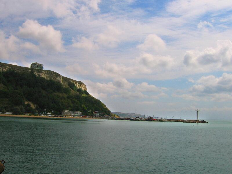 Каварненският пристан