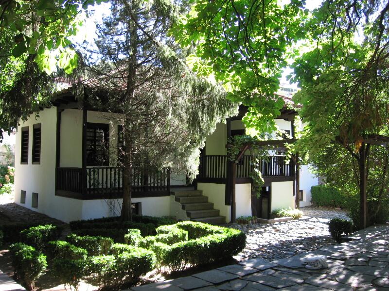Къщата на Хр. Ботев, днес превърната в музей