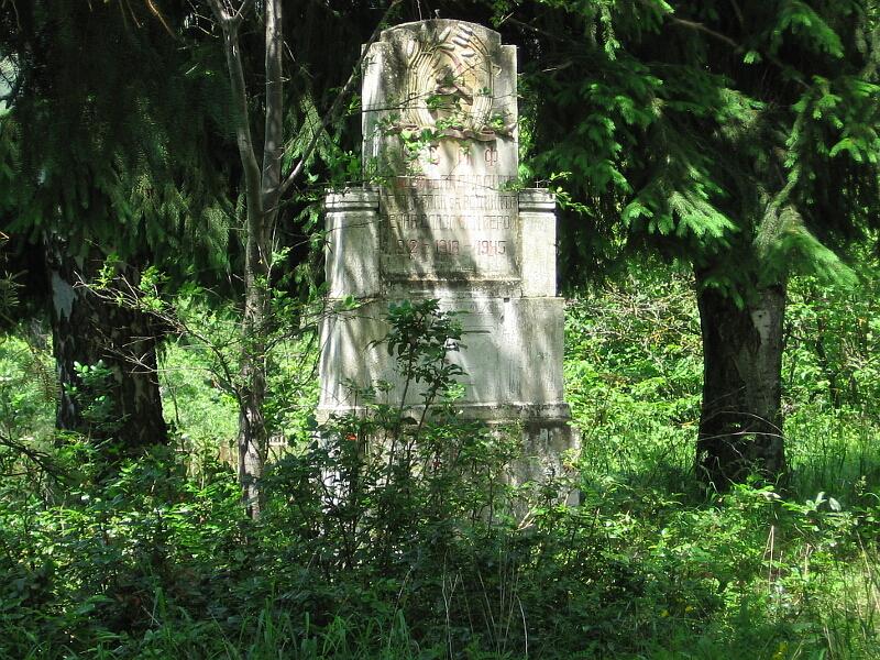 Паметник на загиналие във войните герои от Ваксево