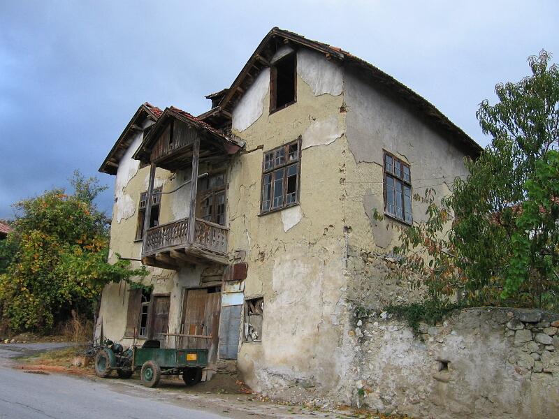 Периволска къща от началото на XX в.