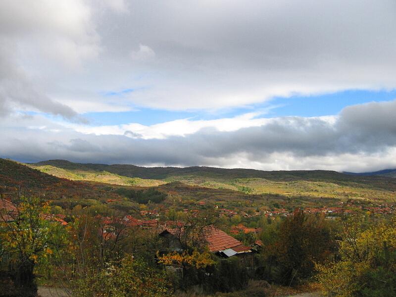 Есен в Драговищица