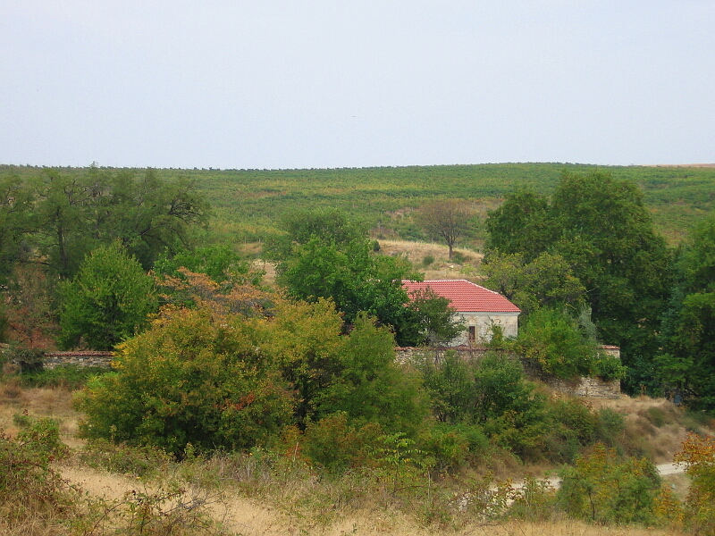 Ивайловградският манастир
