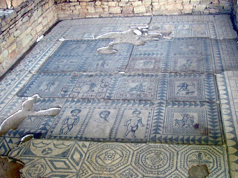 Великолепни мозайки