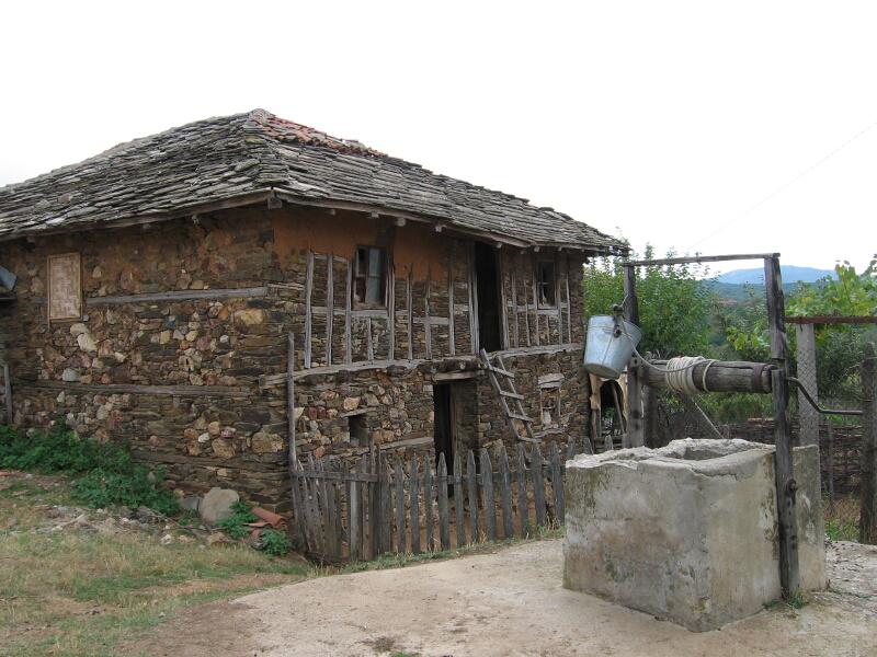 Стара къща в Кирчова махала