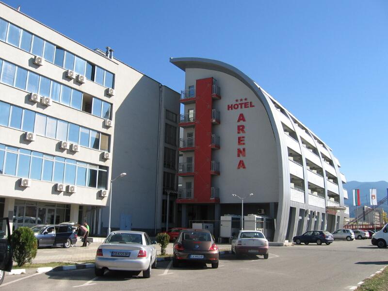 """Хотел """"Арена"""" в Самоков"""