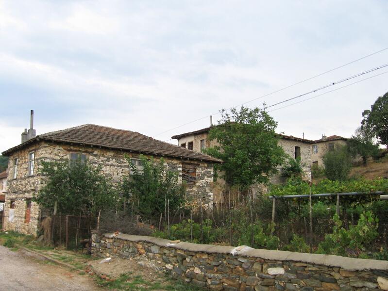 Пейзаж от с. Гугутка
