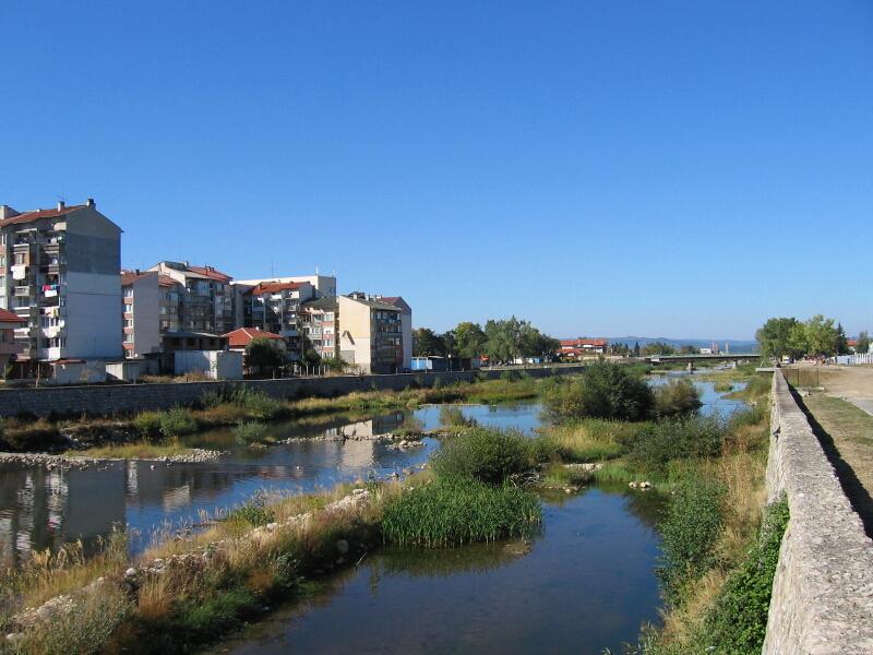 Река Искър при Самоков