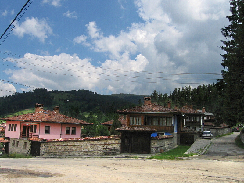 Къщи в Арнаут махала