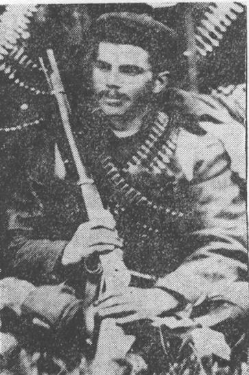 Христо Караманджуков като четник