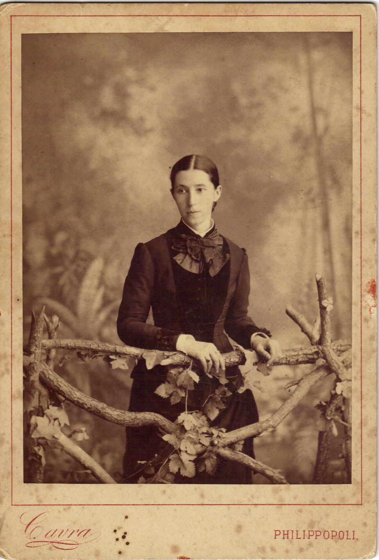 Ивана Хаджигерова - първата жена учител в Копривщица