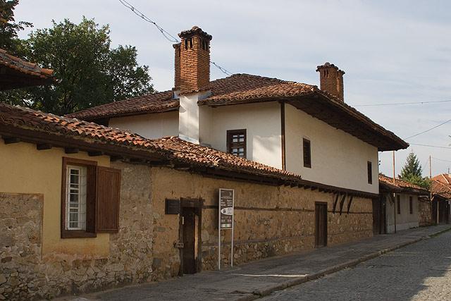 Къща - музей Райна Княгиня