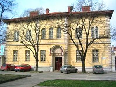Сградата на Варненската митрополия