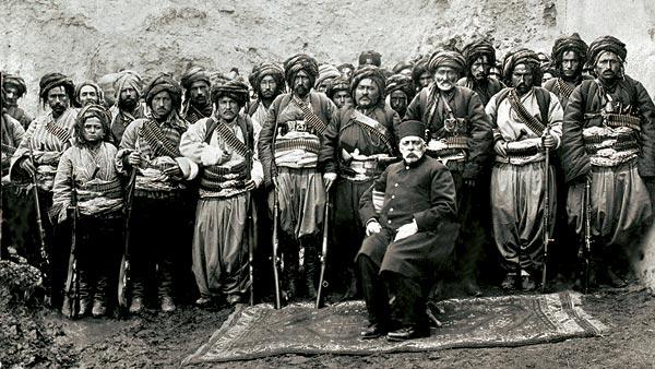 Башибозук, документална снимка от Руско-турската война (1877-78 г.)