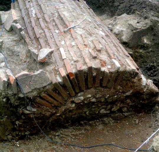 Късноантичната гробница от IV-VI  в.