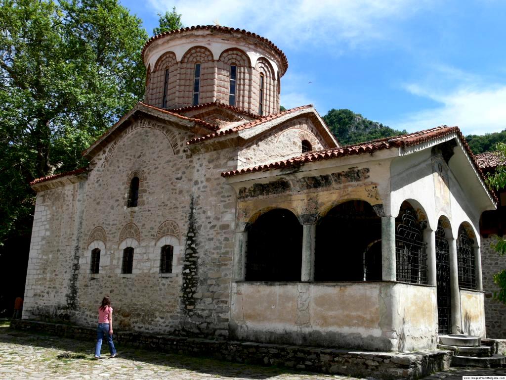 """Възрожденската църква """"Св. Николай"""""""