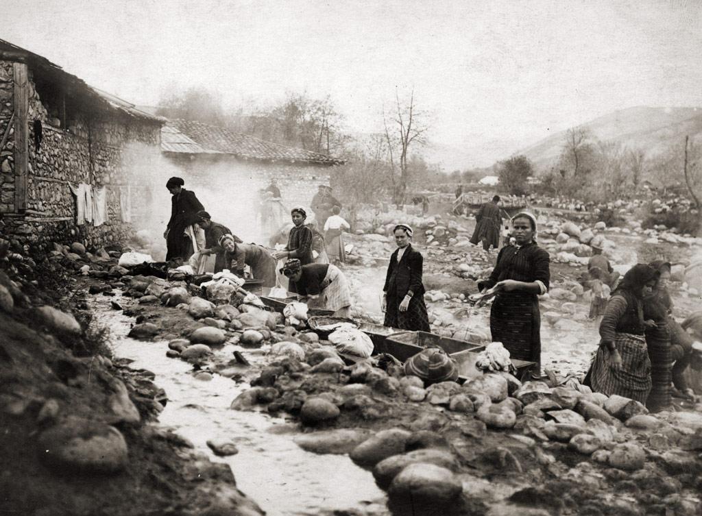 На топлите извори,1917 г.