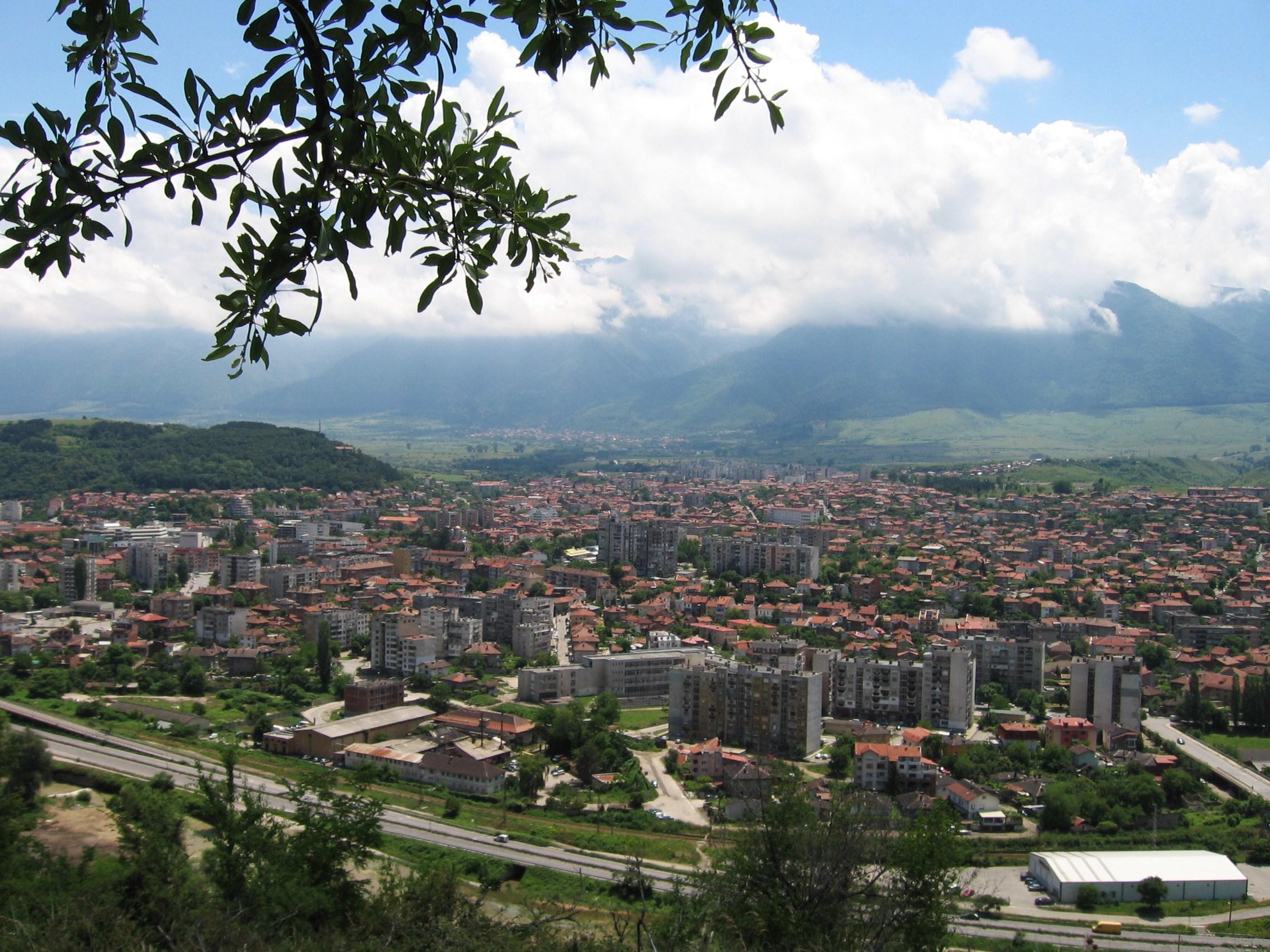 Grad Dupnica Sveti Mesta